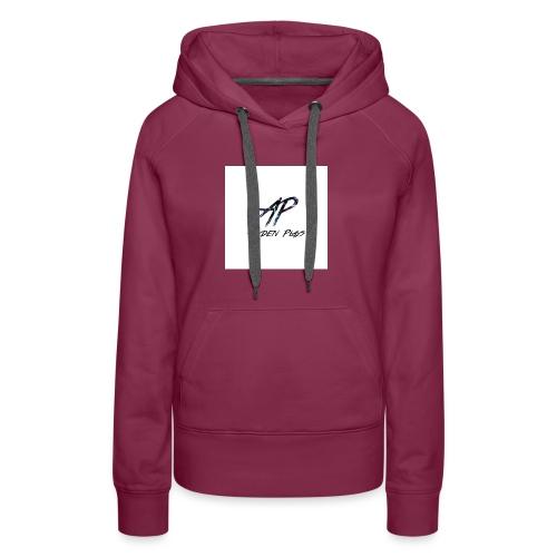 aiydenplaysmerch - Women's Premium Hoodie