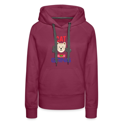 Cat Gang - Women's Premium Hoodie