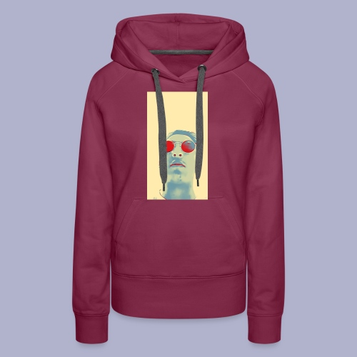 cartoon1571988102617 - Women's Premium Hoodie
