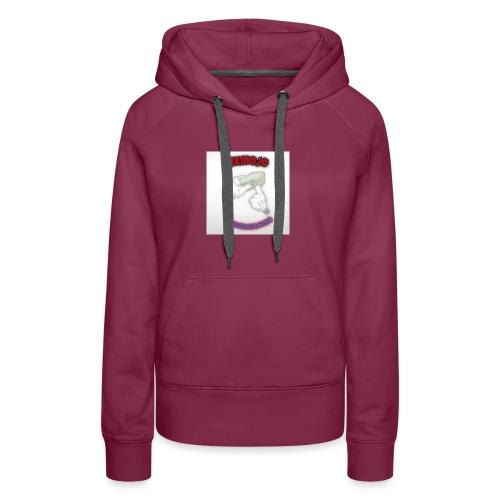 YBS T shirts - Women's Premium Hoodie