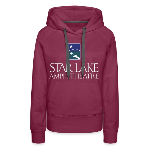 Star Lake on Color - Women's Premium Hoodie