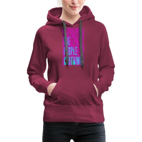 THE PEOLE CLOTHING - Women's Premium Hoodie