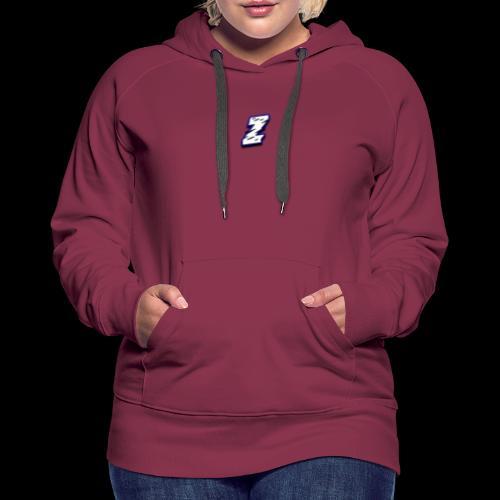 The ZenchuSquad Logo - Women's Premium Hoodie