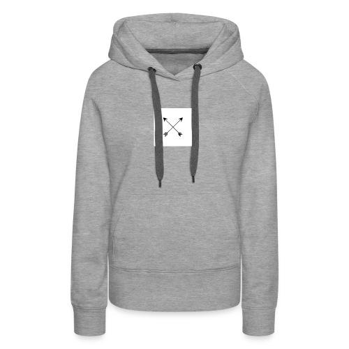 arrows - Women's Premium Hoodie
