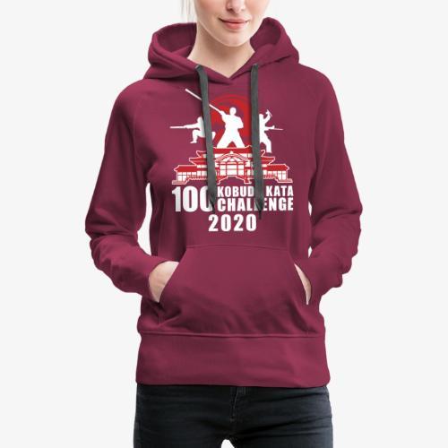 2020 100 Kobudo Kata Official - Women's Premium Hoodie