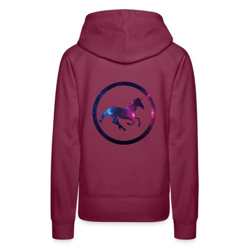 Believe Unicorn Universe 1 - Women's Premium Hoodie