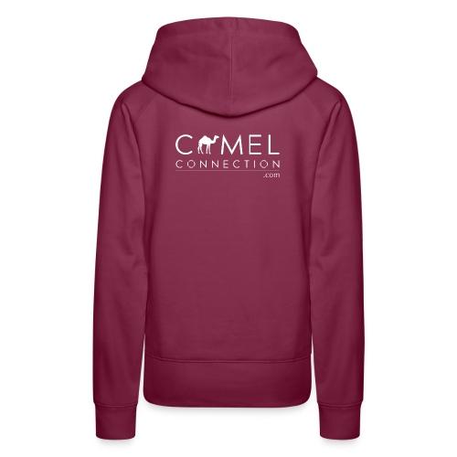 Camel Mandala - Women's Premium Hoodie