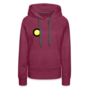 M3ga Merch Yellow - Women's Premium Hoodie