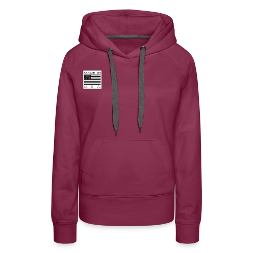 This is who I am - Women's Premium Hoodie