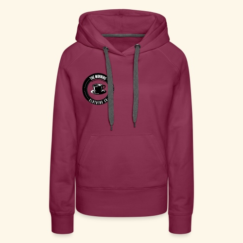 The Morning Clothing Co. - Women's Premium Hoodie