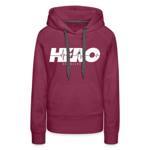 HeroLife - Women's Premium Hoodie