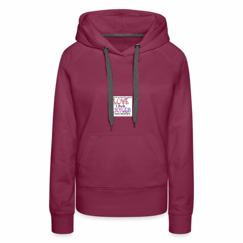 Funny quotes about love oxygen quotes on love apna - Women's Premium Hoodie