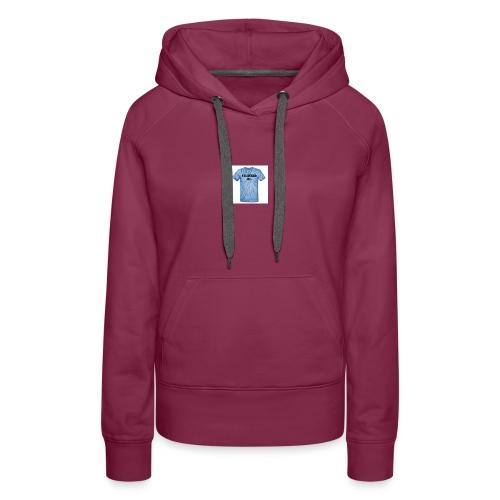 tie_dye_t-shirt - Women's Premium Hoodie