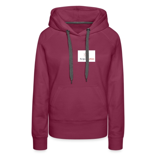 Surface Fashion - Women's Premium Hoodie