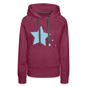 be a star - Women's Premium Hoodie