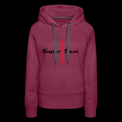 SuperSamB - Women's Premium Hoodie