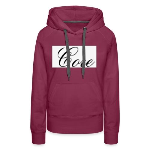Core Signature - Women's Premium Hoodie