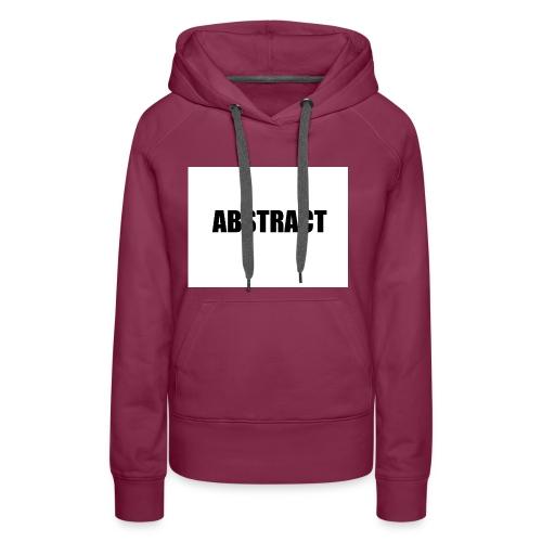 ABSTRACT - Women's Premium Hoodie