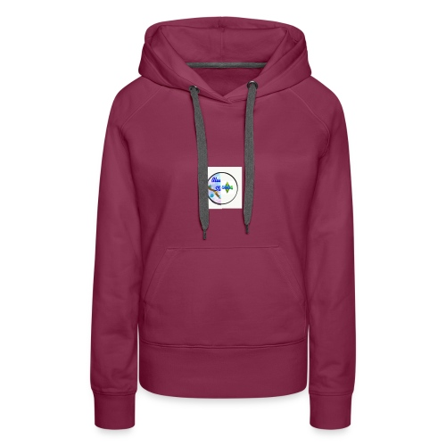 slime,sims all in one - Women's Premium Hoodie