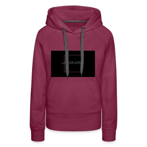 Sebastian brands design - Women's Premium Hoodie