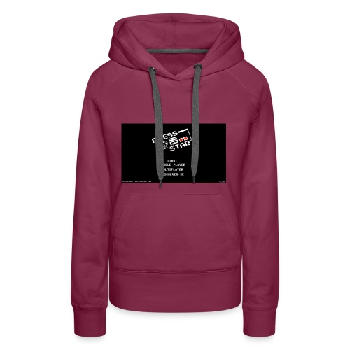 BenlyGaming - Women's Premium Hoodie