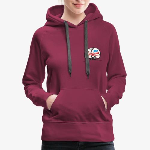 Campista Branded for Life - Women's Premium Hoodie