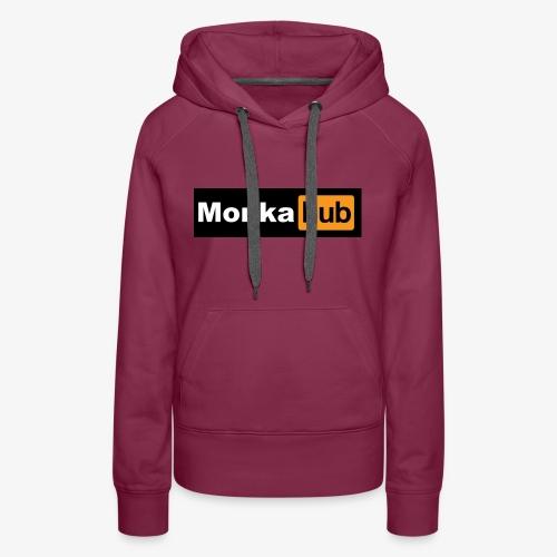 MONKAHUB - Women's Premium Hoodie