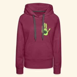 Hand Grown - Women's Premium Hoodie
