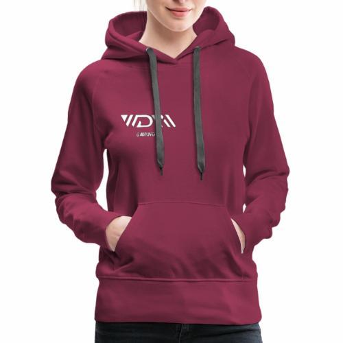 wdm gaming logo - Women's Premium Hoodie