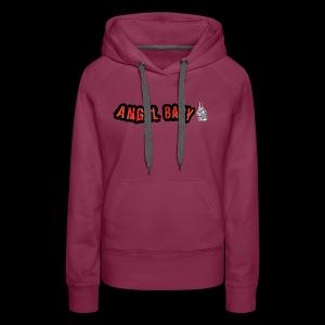 AngelBabyMusic Logo - Women's Premium Hoodie