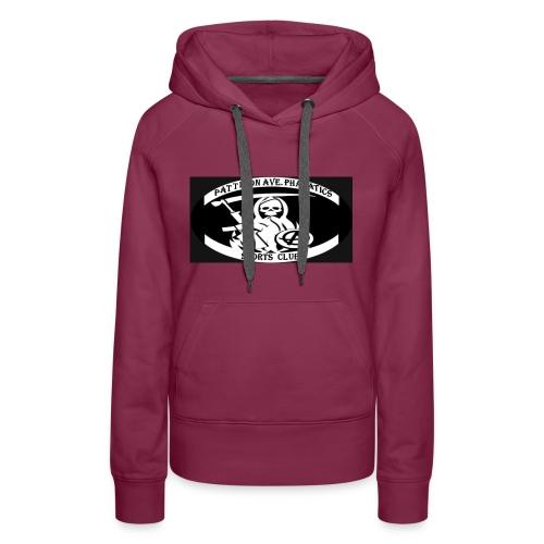 Pattison Ave Phanatics Sports Club - Women's Premium Hoodie