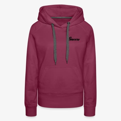 Sincere Apparel - Women's Premium Hoodie