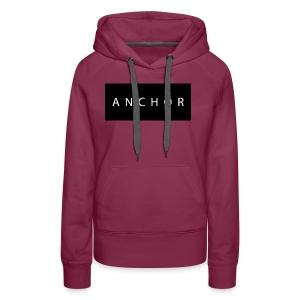 Anchor brand t-shirt - Women's Premium Hoodie