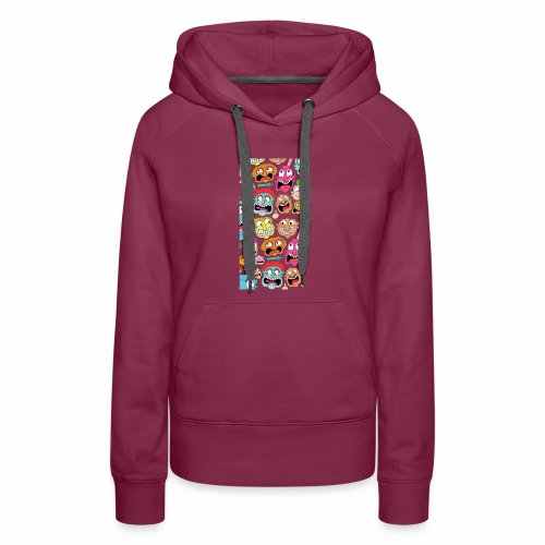 BLA BLA BLA T-Shirt - Women's Premium Hoodie