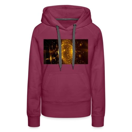 Golden Planet - Women's Premium Hoodie
