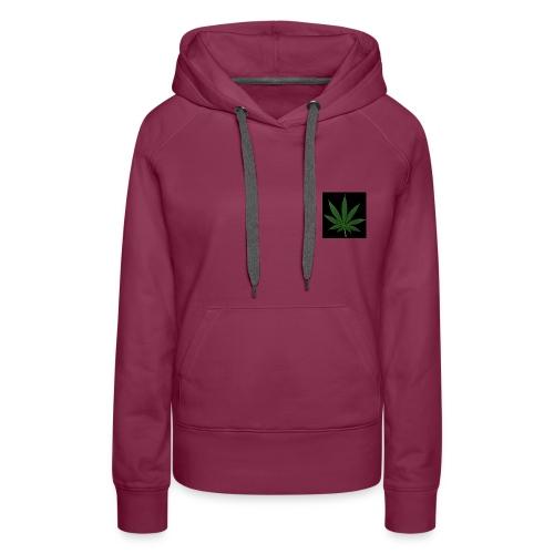 marihuana - Women's Premium Hoodie