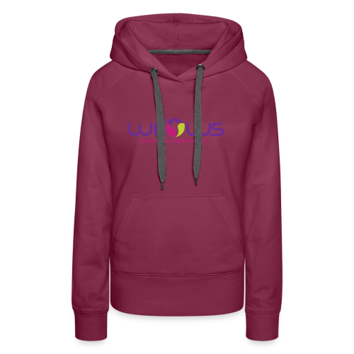 Willows Exercise for Women - Women's Premium Hoodie