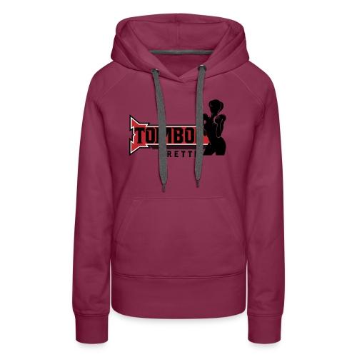 Red Pretti - Women's Premium Hoodie