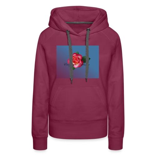 Positive Rose4 - Women's Premium Hoodie