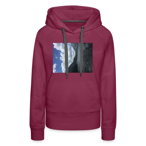 road to one thousand - Women's Premium Hoodie