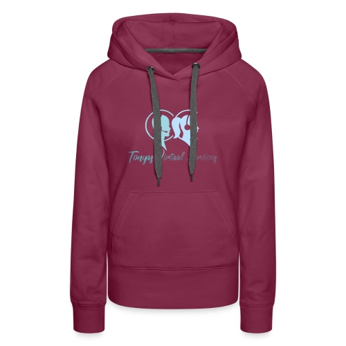 Tonyas Virtual Services - Women's Premium Hoodie
