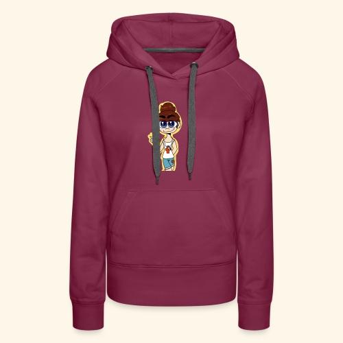 male sweatshirt- mataeo - Women's Premium Hoodie