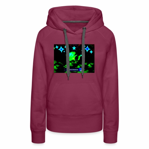 Take off to the stars - Women's Premium Hoodie