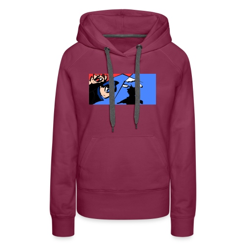 counterattack unlimited fanmade - Women's Premium Hoodie