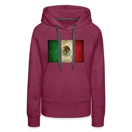 Mexico flag t-shirts etc - Women's Premium Hoodie