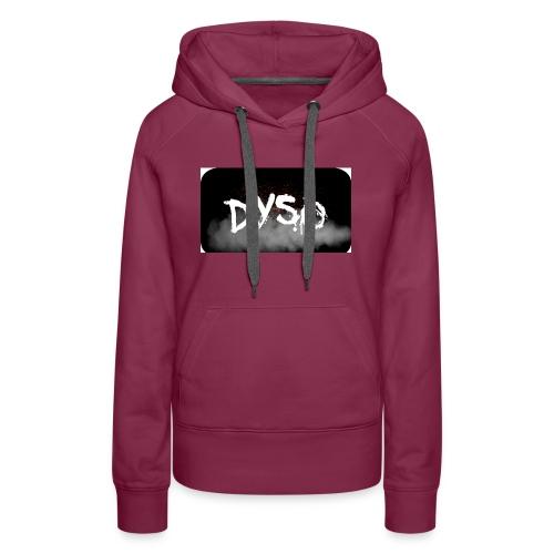Dyso Platinum design - Women's Premium Hoodie