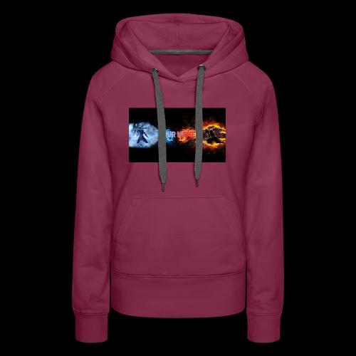 !!Mortal Kombat!! edition wear for anyone!!!!!!! - Women's Premium Hoodie