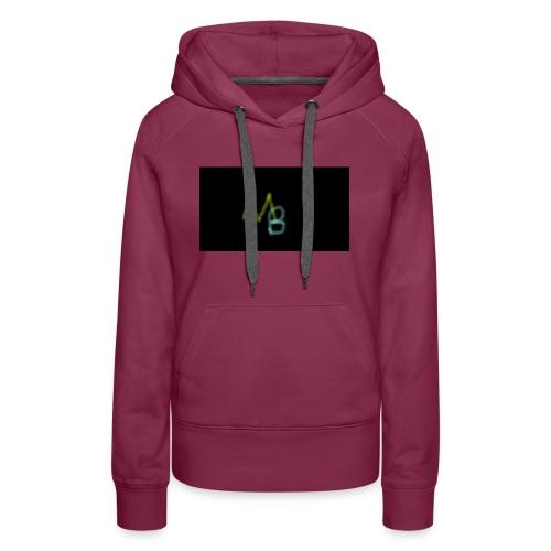 WIN 20180816 13 00 14 Pro - Women's Premium Hoodie