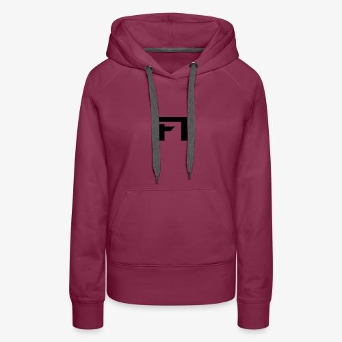 f1 black - Women's Premium Hoodie