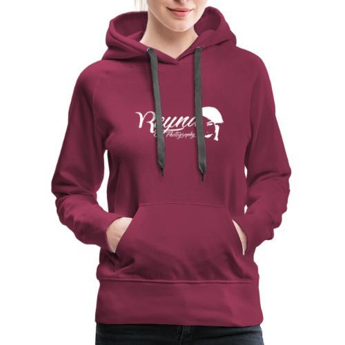 Reyna Dark Cloths with logo - Women's Premium Hoodie